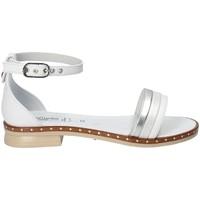 Sapatos Rapariga Sandálias Nero Giardini P830513F Branco