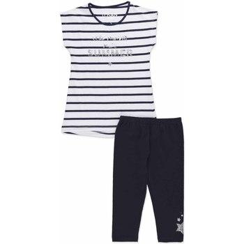 Textil Rapariga Conjunto Losan 814-8000AB Azul
