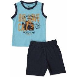 Textil Rapaz Conjunto Losan 815-8640AC Azul