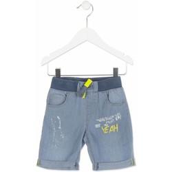 Textil Rapaz Shorts / Bermudas Losan 815-9002AC Azul
