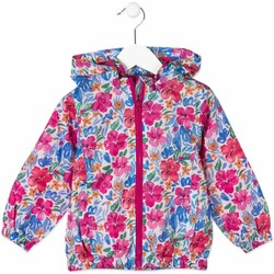Textil Criança Corta vento Losan 816-2004AD Rosa
