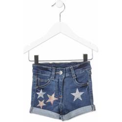 Textil Criança Shorts / Bermudas Losan 816-6006AD Azul