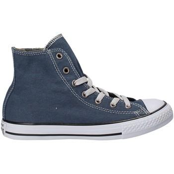 Sapatos Rapaz Sapatilhas de cano-alto Converse 660966C Azul
