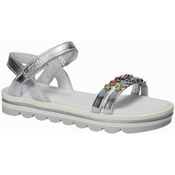 Sapatos Rapariga Sandálias Melania ME6143F8E.A Cinzento