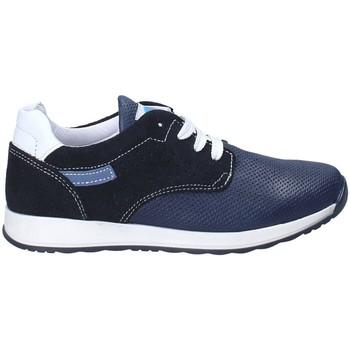 Sapatos Rapaz Sapatilhas Melania ME6041F8E.B Azul