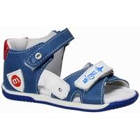 Sapatos Criança Sandálias Melania ME0810A8E.C Azul