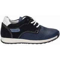 Sapatos Rapaz Sapatilhas Melania ME2041D8E.B Azul
