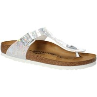 Sapatos Criança Chinelos Birkenstock 1008093 Branco