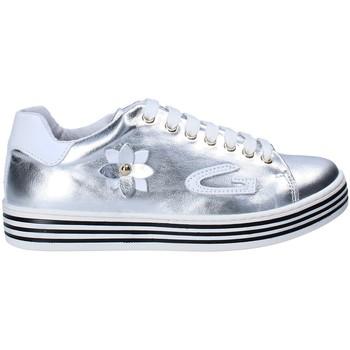 Sapatos Rapariga Sapatilhas Guardiani GK25300G Cinzento