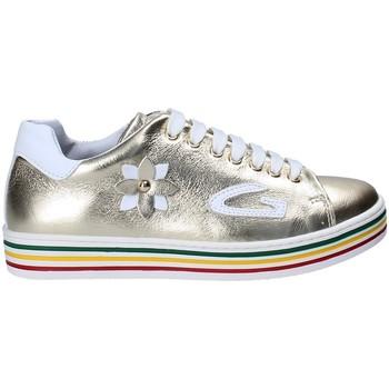 Sapatos Rapariga Sapatilhas Guardiani GK25300G Amarelo