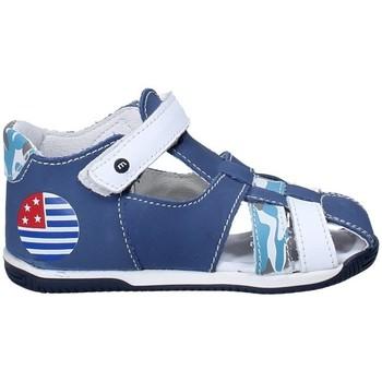 Sapatos Criança Sandálias Melania ME0802A8E.D Azul