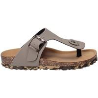 Sapatos Criança Chinelos Bionatura 22B1010 Cinzento