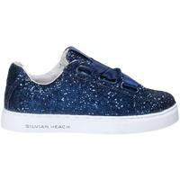 Sapatos Criança Sapatilhas Silvian Heach SH-S18-6 Azul