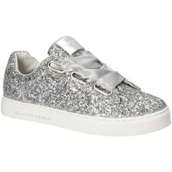 Sapatos Criança Sapatilhas Silvian Heach SH-S18-6 Cinzento