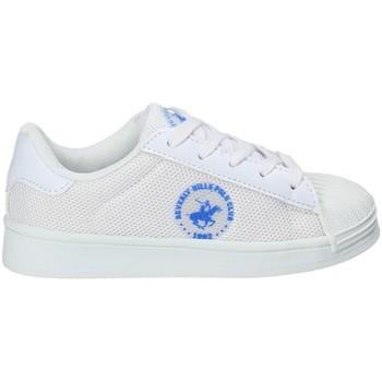 Sapatos Criança Sapatilhas Beverly Hills Polo Club BH-2028 Branco