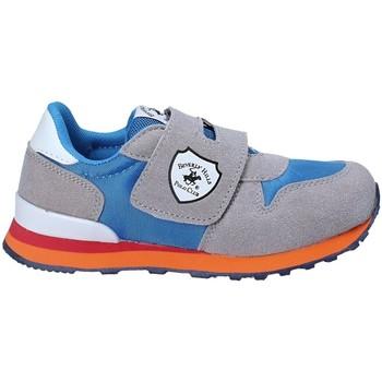Sapatos Criança Sapatilhas Beverly Hills Polo Club BH-8017 Cinzento