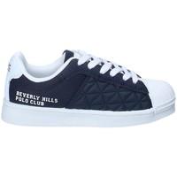 Sapatos Rapaz Sapatilhas Beverly Hills Polo Club BH-2023 Azul