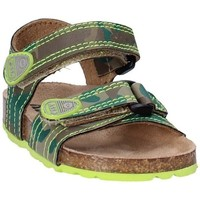 Sapatos Criança Sandálias Asso 64205 Castanho