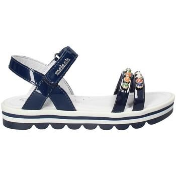 Sapatos Rapariga Sandálias Melania ME4162D8E.A Azul