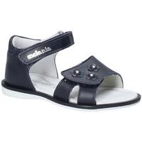 Sapatos Rapariga Sandálias Melania ME8131B8E.A Azul