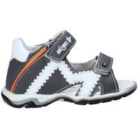 Sapatos Criança Sandálias Melania ME8152B8E.C Cinzento