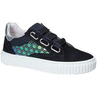 Sapatos Rapaz Sapatilhas Melania ME2142D8E.A Azul
