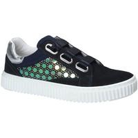 Sapatos Rapaz Sapatilhas Melania ME6142F8E.A Azul