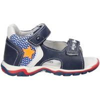 Sapatos Criança Sandálias Melania ME8169B8E.A Azul
