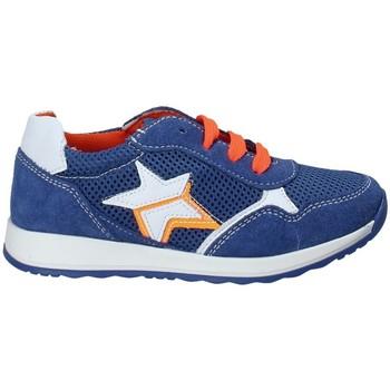 Sapatos Rapaz Sapatilhas Melania ME2153D8E.B Azul