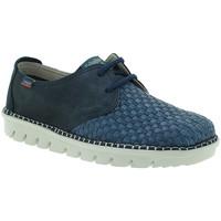 Sapatos Homem Sapatos CallagHan 14502 Azul