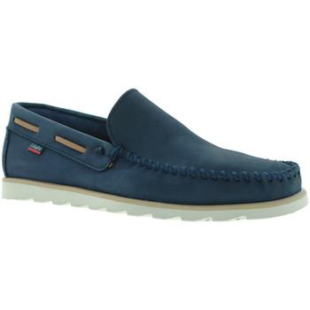 Sapatos Homem Mocassins CallagHan 15400 Azul