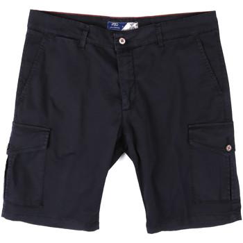 Textil Homem Shorts / Bermudas Sei3sei PZV130 81408 Azul