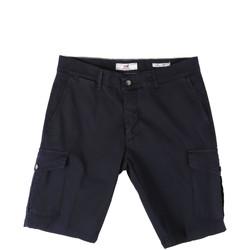 Textil Homem Shorts / Bermudas Sei3sei PZV130 8157 Azul