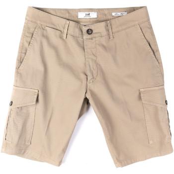 Textil Homem Shorts / Bermudas Sei3sei PZV130 8157 Bege