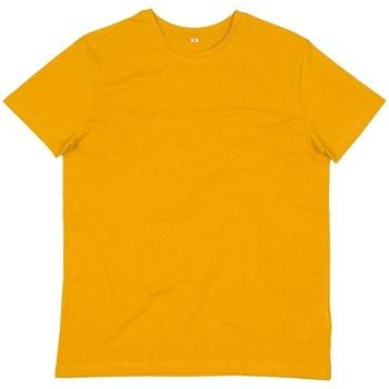 Textil Homem T-Shirt mangas curtas Mantis M01 Mostarda