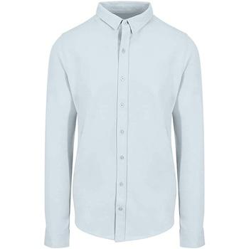 Textil Homem Camisas mangas comprida Awdis SD042 Azul