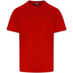 Textil Homem T-Shirt mangas curtas Pro Rtx RX151 Vermelho