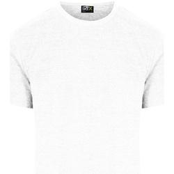 Textil Homem T-Shirt mangas curtas Pro Rtx RX151 Branco