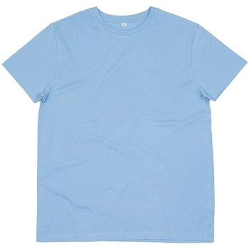 Textil Homem T-Shirt mangas curtas Mantis M01 Azul Céu