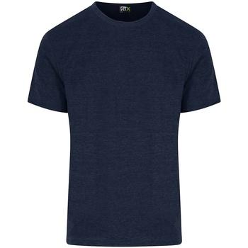 Textil Homem T-Shirt mangas curtas Pro Rtx RX151 Marinha
