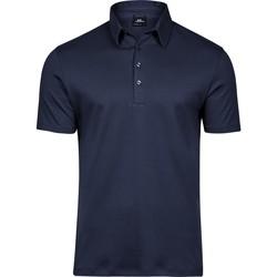 Textil Homem Polos mangas curta Tee Jays T1440 Marinha
