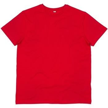 Textil Homem T-Shirt mangas curtas Mantis M01 Vermelho