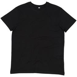 Textil Homem T-Shirt mangas curtas Mantis M01 Preto