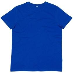 Textil Homem T-Shirt mangas curtas Mantis M01 Royal Blue