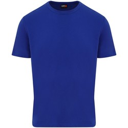 Textil Homem T-Shirt mangas curtas Pro Rtx RX151 Royal Blue