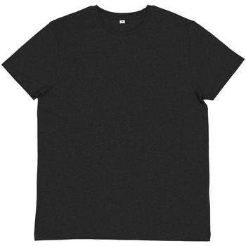 Textil Homem T-Shirt mangas curtas Mantis M01 Carvão Cinza Marl