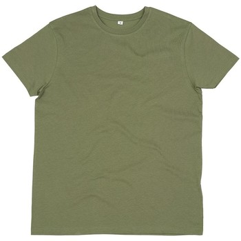 Textil Homem T-Shirt mangas curtas Mantis M01 Azeitona mole
