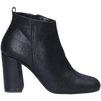Sapatos Mulher Botas baixas Keys 7172 Preto