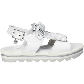 Sapatos Rapariga Sandálias Melania ME4149D8E.A Branco