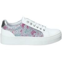 Sapatos Rapariga Sapatilhas Melania ME6104F8E.A Branco